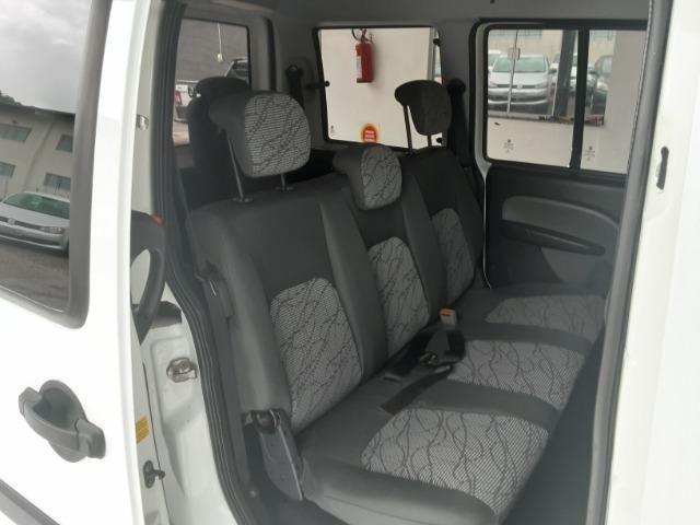 Fiat Doblo Attractiv 1.4 2015 7 Lugares - Foto 6