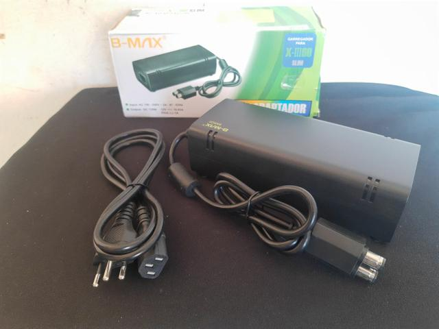 Fonte para Xbox-360 e Super Slim Bivolt<br>X-III60 2 Pinos  - Foto 5