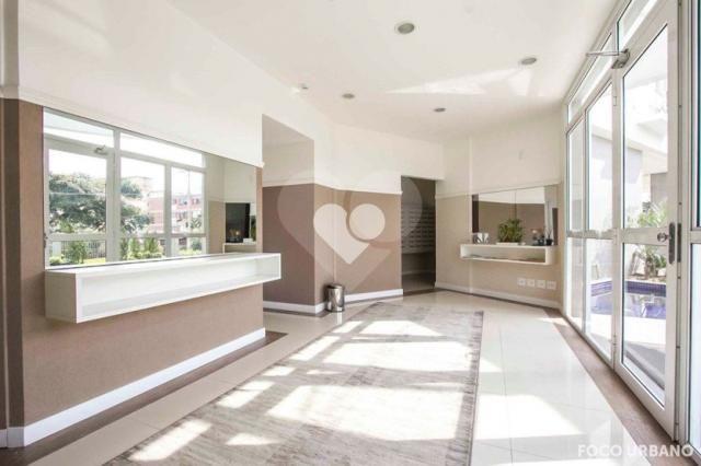 Apartamento à venda com 3 dormitórios em Partenon, Porto alegre cod:28-IM418451 - Foto 2