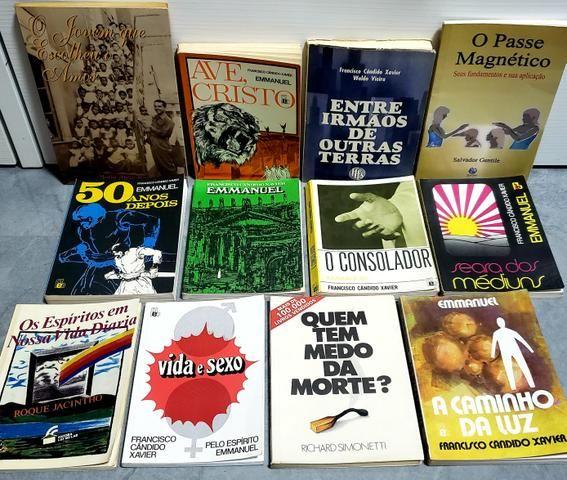 Coleção Espírita com 65 Títulos - Foto 4