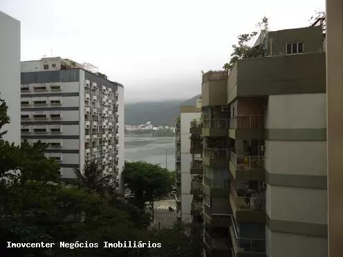 Apartamento para Venda em Rio de Janeiro, Lagoa, 3 dormitórios, 2 banheiros, 1 vaga - Foto 3