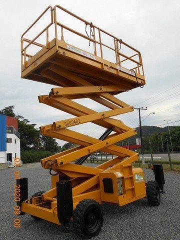 Plataforma Tesoura Diesel 2012 HA15SX Haulotte - AFI 3000452 - #7078