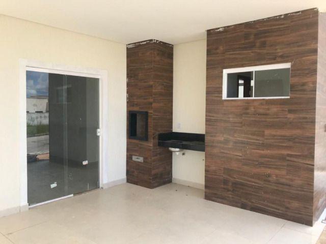 Casa - Ecoville 1 - 121m² - 3 suítes - Churrasqueira - 2 VGS - Foto 3