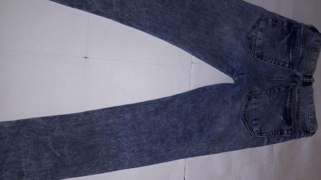 Calça Jeans Infantil Masculina tam 8 Gap Kids -Semi nova - em ótimo estado - Foto 3