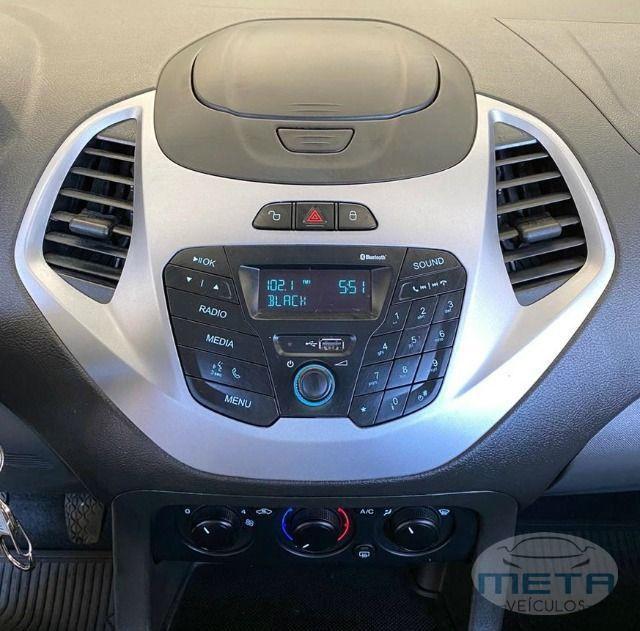 Ford Ká SE 1.0 Flex 2018, 26 mil km! Aceitamos trocas, Financiamos! - Foto 9