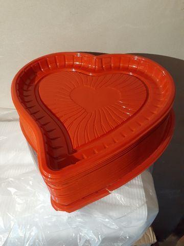 Embalagem para tortas e petiscos