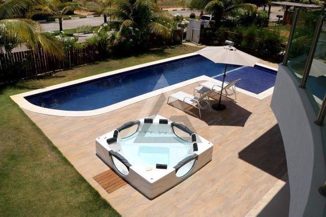 Casa de luxo mobiliada 6 quartos em Guarajuba/Camaçari-BA - Foto 5