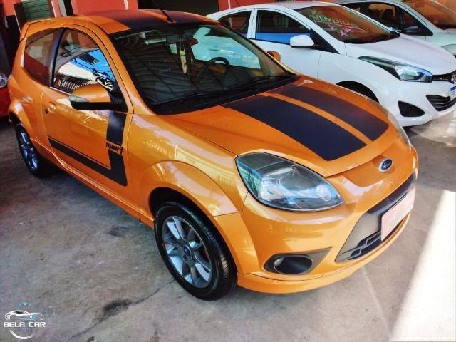 Oqueeee ????? Ford Ká Sport 1.6 2013 Completo, Por R$ 21.900,00