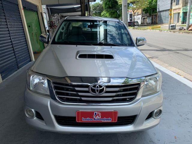 Toyota Hilux SRV 3.0 4x4 Diesel 2013