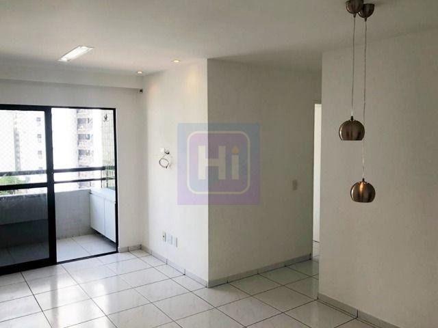 JR Locação de apartamento em Boa Viagem. Taxas inclusas. Al400 - Foto 5