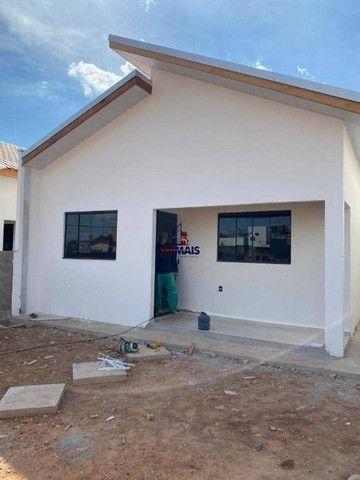 Casa com 2 dormitórios à venda por R$ 145.000 - Orleans Ji-Paraná II - Ji-Paraná/RO - Foto 2