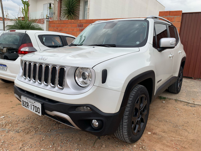 Jeep Renegade 2.0 Limited (Diesel) 4x4 - 2018 / Unico dono