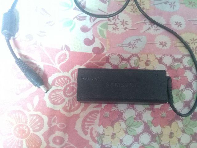 Carregador Notebook Samsung  (Ótimo Estado) - Foto 4