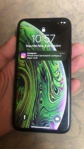 iPhone XS 64gb Preto - oportunidade - Foto 2