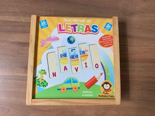 Kit de jogos educativos - Foto 3