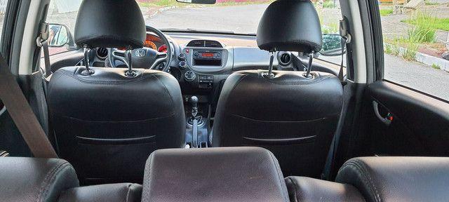Honda Fit LX 1.4 flex impecável,  todo revisado  - Foto 19