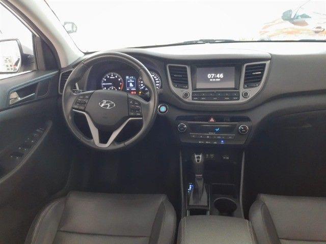 New Tucson GLS 1.6 Turbo - 2019 - Novíssima, Revisada e C/ Garantia - Foto 13