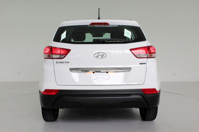 Hyundai Creta 1.6 ACTION Flex Aut. 6M - 2021<br><br> - Foto 4