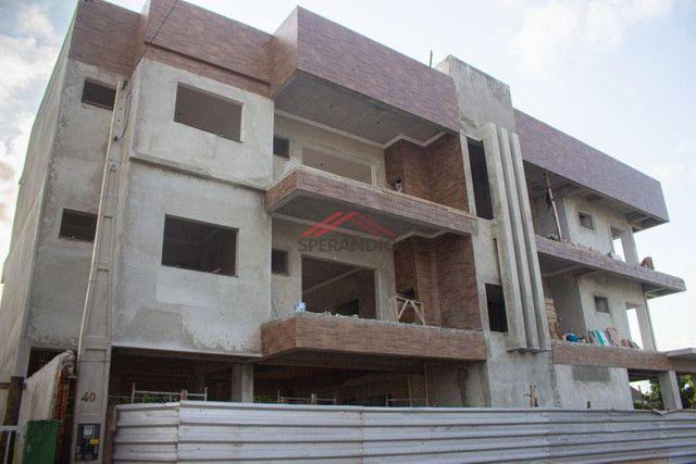 Última unidade! Apartamento novo c/ 1 suíte + 2 quartos, frente para Avenida Pérola - Cond - Foto 11