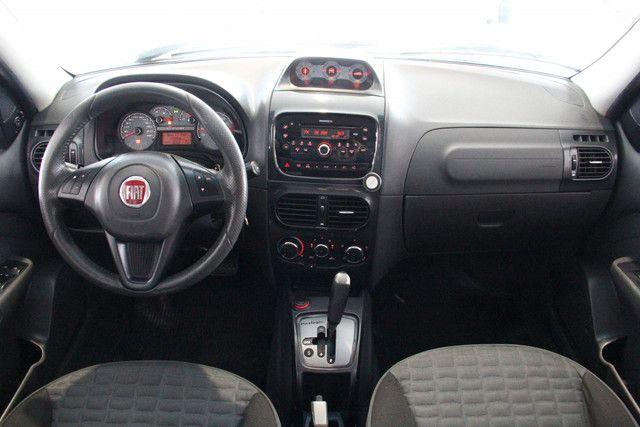 FIAT PALIO 1.8 MPI ADVENTURE WEEKEND 16V FLEX 4P AUTOMATIZADO - Foto 13