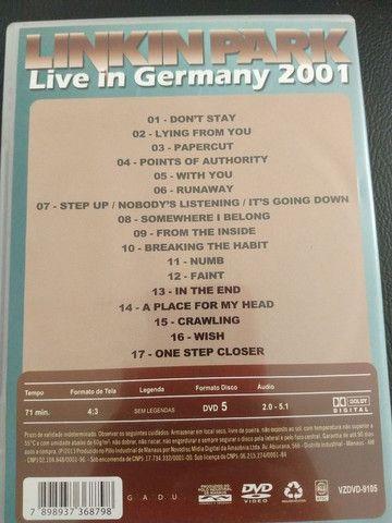DVD Linkin Park live  - Foto 2