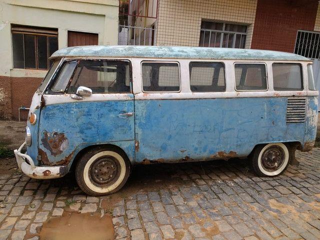 Kombi 1973 vovozinha  - Foto 4