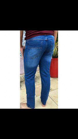 Calça jeans 100% - Foto 3