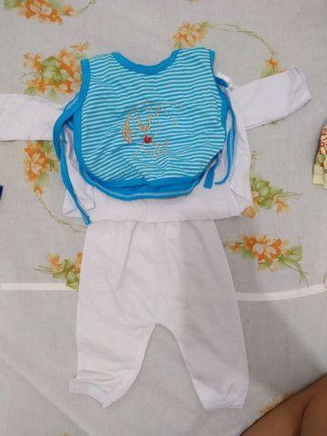 Pagões de menino e blusas - Foto 2