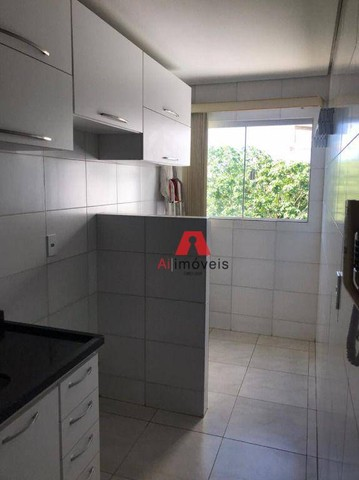 Apartamento com 3 dormitórios para alugar, 86 m² por R$ 1.600,00/mês - Jardim Tropical - R - Foto 12