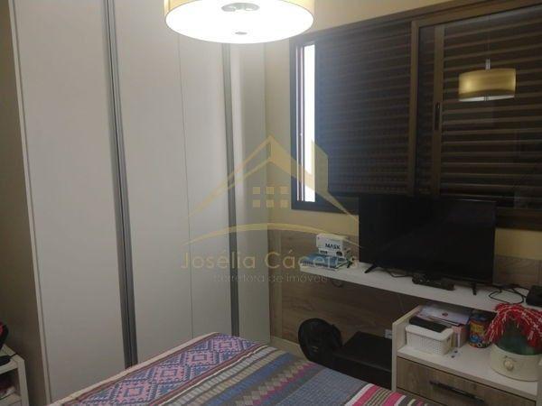 Apartamento com 3 quartos no Edifício Goiabeiras Tower - Bairro Duque de Caxias II em Cui - Foto 7