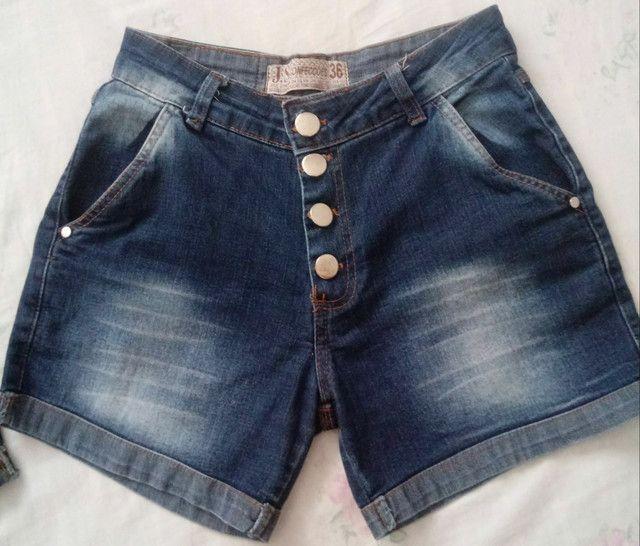 Short jeans número 36