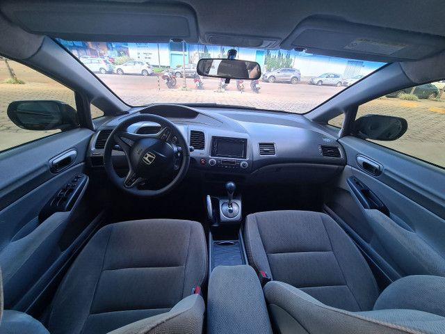Civic automático impecável  - Foto 6
