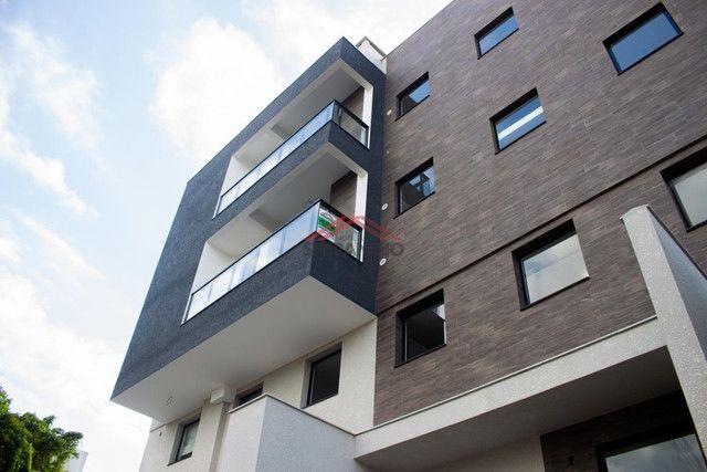 Edifício Vivere - Apto novo, 01 suíte + 02 quartos, 02 garagens, aceita veículo, na Avenid - Foto 18