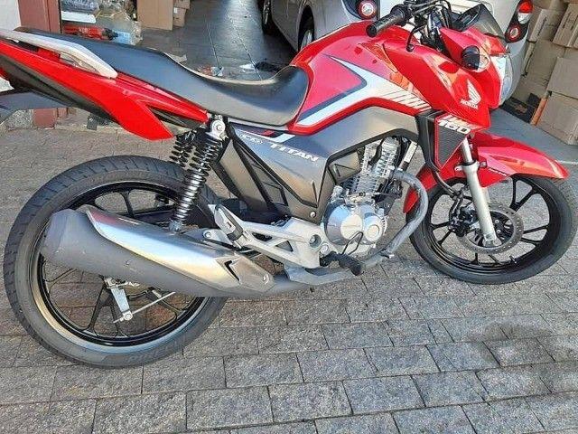 Titan 160cc Vermelha Promoção - Foto 9