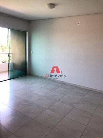 Apartamento com 3 dormitórios para alugar, 86 m² por R$ 1.600,00/mês - Jardim Tropical - R - Foto 2