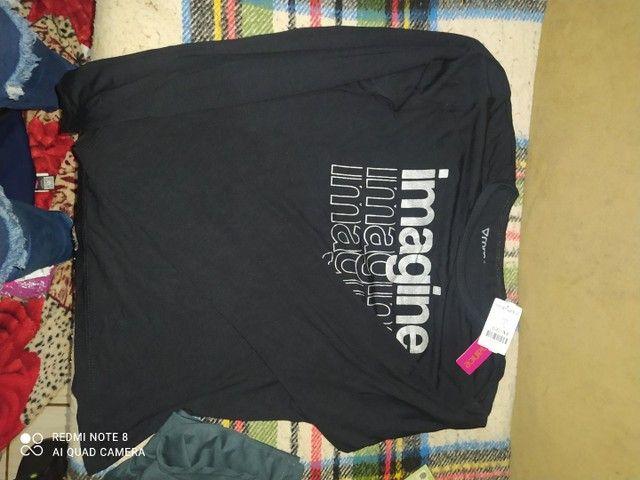 Camisetas masculino e feminino  - Foto 4