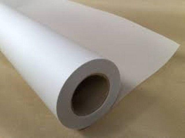 rolo de papel pra plotter 914 x 50 m 75 grs novo lacrado