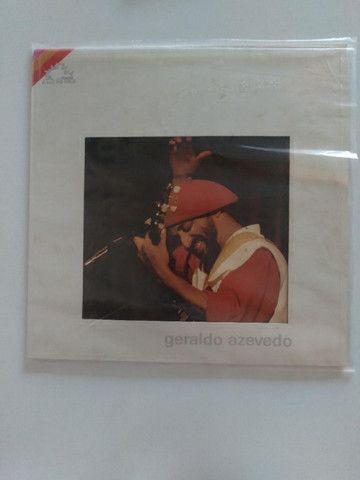 Vinil de Geraldo Azavedo (cinco Lp's) - Foto 5