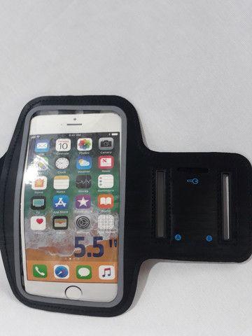 Suporte de celular para o braço