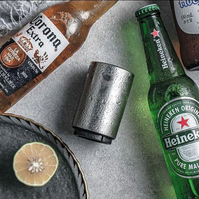 Abridor de garrafas, prático e fácil de usar !! - Foto 5