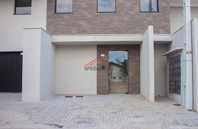 Edifício Vivere - Apto novo, 01 suíte + 02 quartos, 02 garagens, aceita veículo, na Avenid - Foto 17