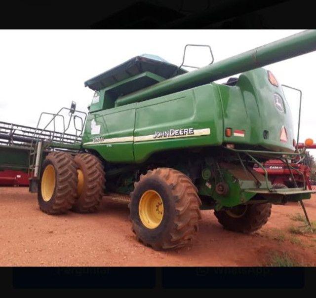 Colheitadeira De Soja/grãos John Deere 9750 Sts