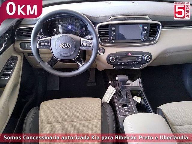 SORENTO 2020/2020 3.5 V6 GASOLINA EX 7L AWD AUTOMATICO - Foto 3