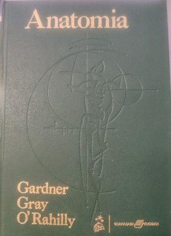 Livro de Anatomia do Gardner