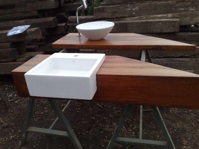 Bancadas de madeira valores variados - Foto 3