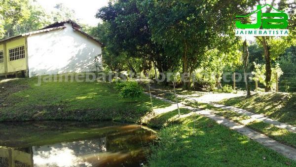 Ótimo sítio 90 mil m² c/ 3 casas em Vale das Pedrinhas - Guapimirim/RJ - Foto 17