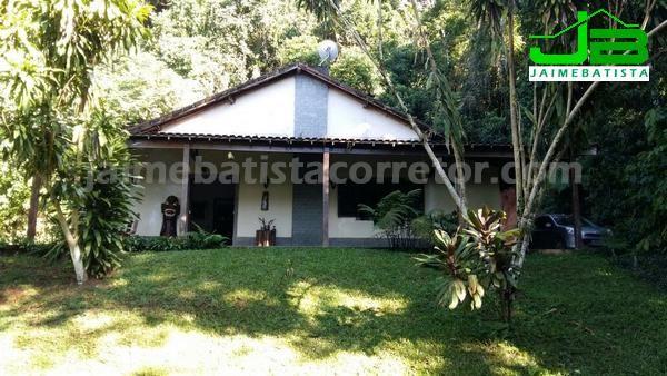 Ótimo sítio 90 mil m² c/ 3 casas em Vale das Pedrinhas - Guapimirim/RJ - Foto 14