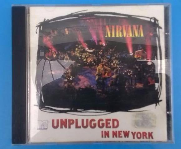 CD Nirvana Unplugged MTV