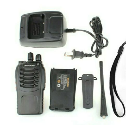 3 Rádio Walkie Talkies