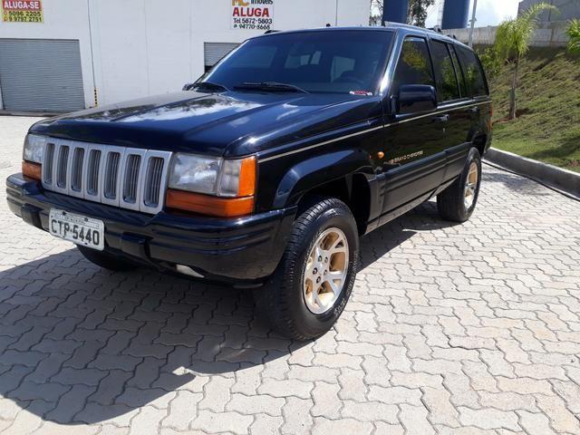 Beautiful Jeep Grand Cherokee V8 98 Vendo Ou Troco
